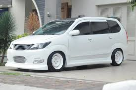 toyota avanza modifikasi