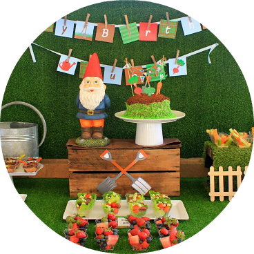 GARDENING PARTY PRINTABLES