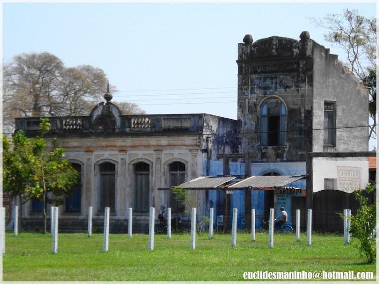 Prédios Históricos de Miranda-MS