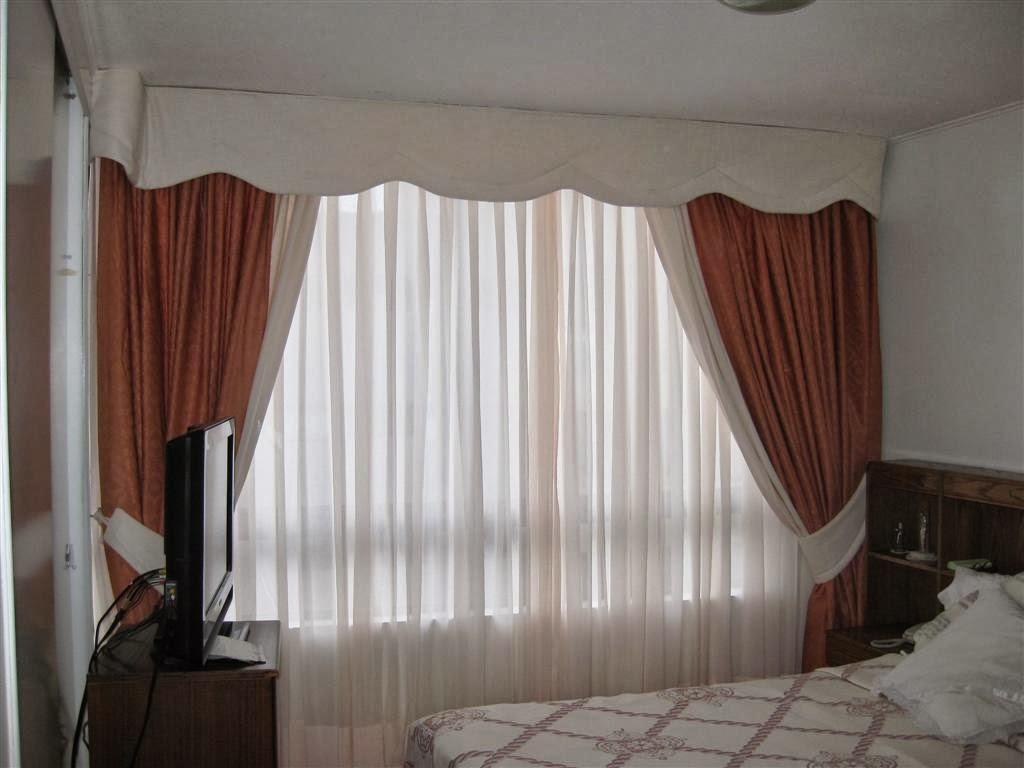Cortinajes may laury cortinas para dormitorios - Cortinas de dormitorios ...