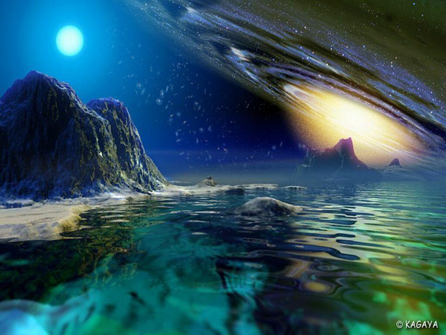 Resultado de imagen de El misterio de la Vida en el Universo