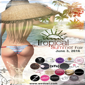 TROPICAL SUMMER FAIR