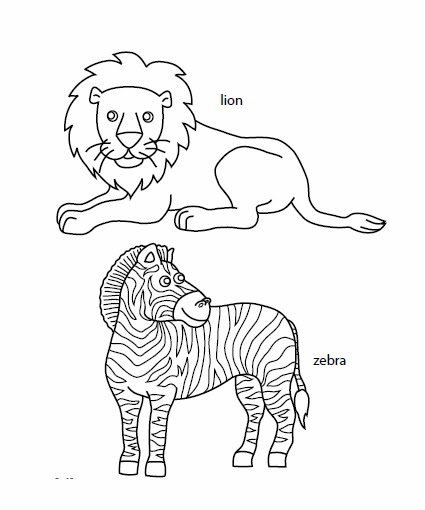 Grassland animals coloring pages free coloring pages for Grassland coloring pages