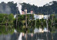LUMUT POWER PLANT DLM KENANGAN (tempat kerja lama)