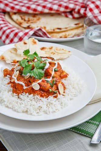 Butter Chicken (Chicken Makhani)