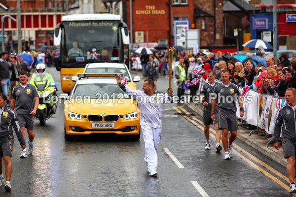 2012 London Olympic Torch Relay