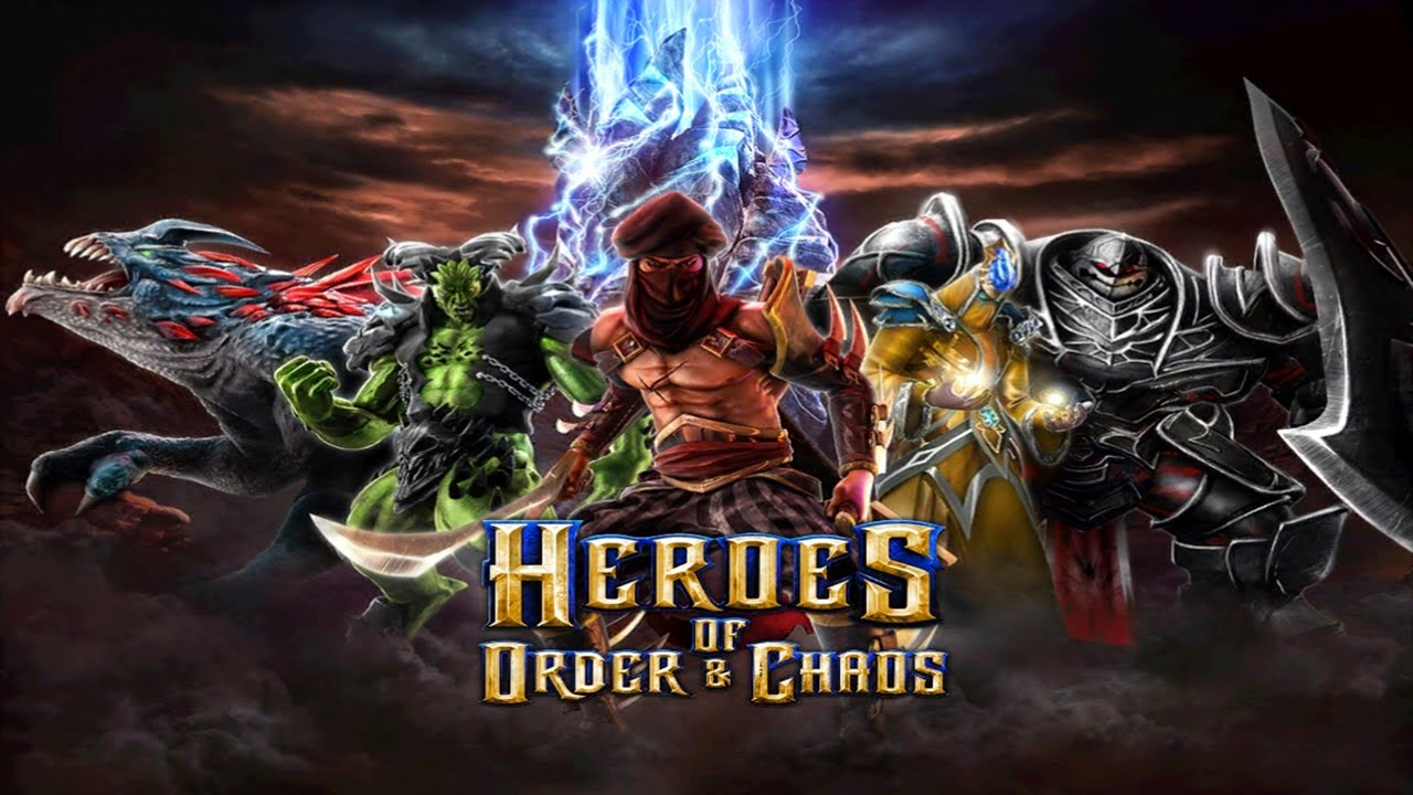 Image Result For Order And Chaos Online Apk Data V H For Android