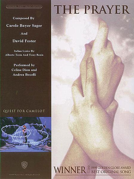 Andrea Bocelli & Céline Dion – The Prayer Lyrics | Genius ...
