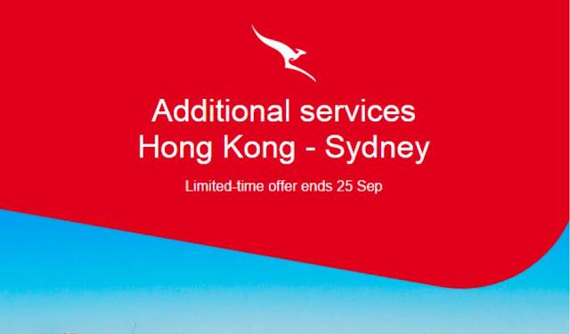 筍野!連稅4千幾港幣直航澳洲-悉尼,己包30kg行李~澳洲航空