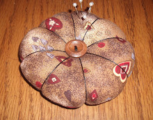 "5 1/2"" ROUND PIN CUSHION"