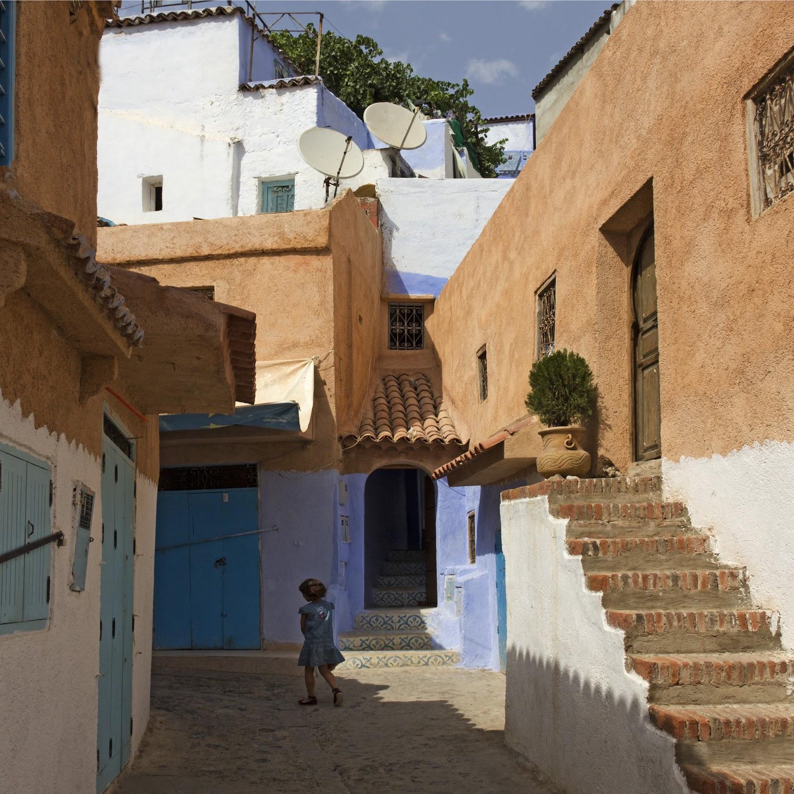 Chauen, Marruecos