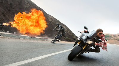 misión imposible 5 reseña nación secreta rogue nation review