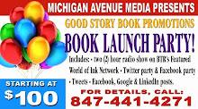 Celebrate your book!