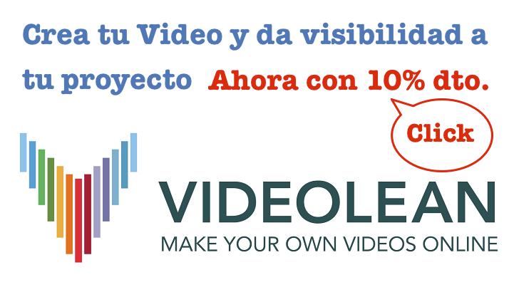 Crea tu video con VideoLean ahora