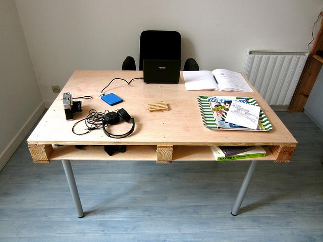 muebles con palets estilo ikea