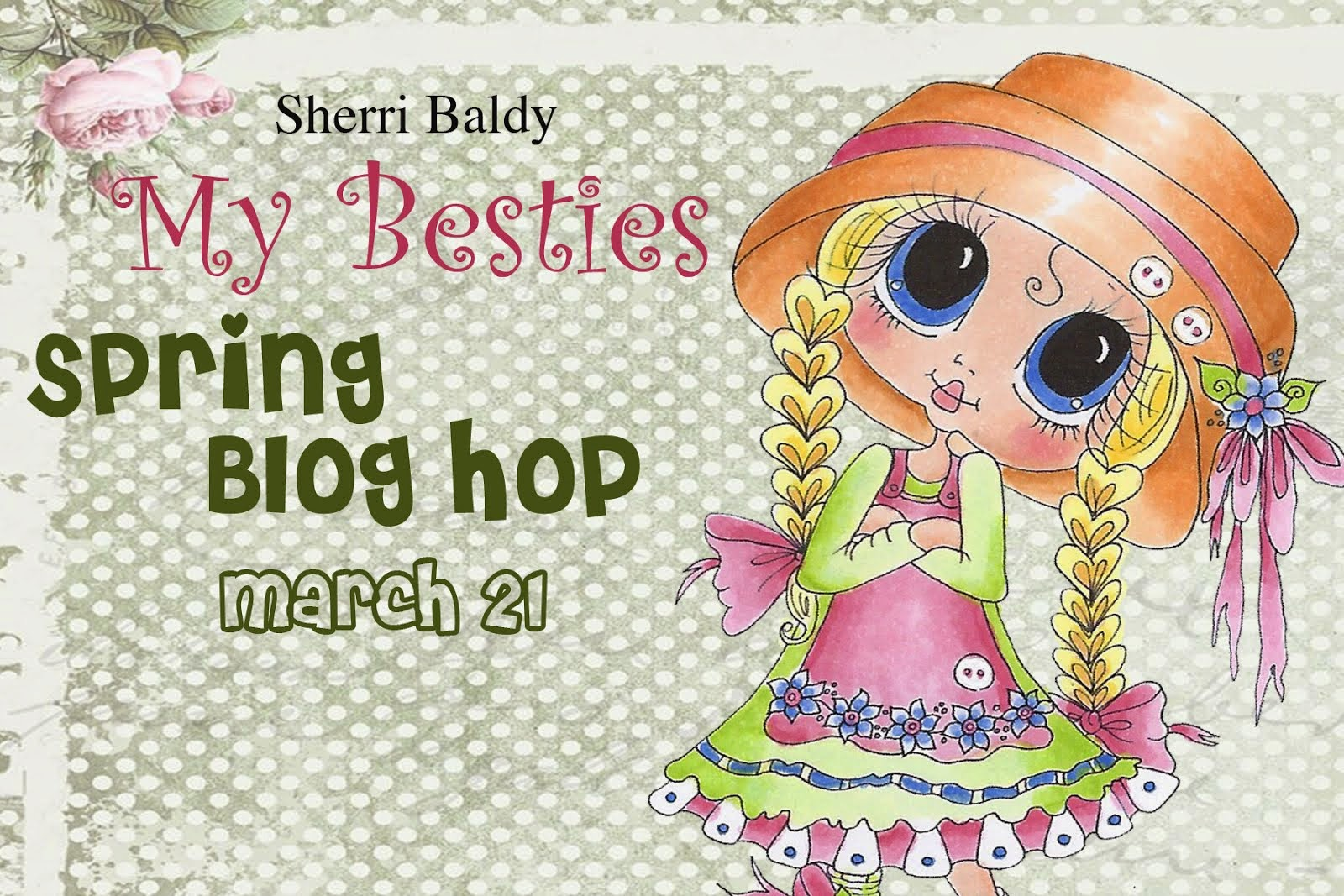 My Besties Spring Blog Hop- March 21st