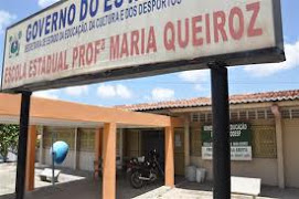 ESCOLA ESTADUAL PROFESSORA MARIA QUEIROZ