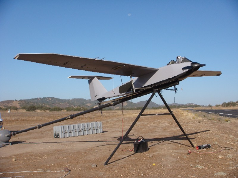 Arcturus T-20 Medium Range Tactical UAV
