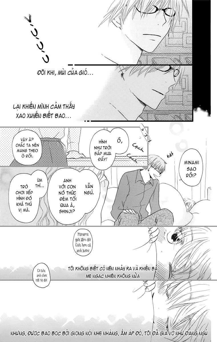 Tonari no Megane-kun chap 2 - Trang 16