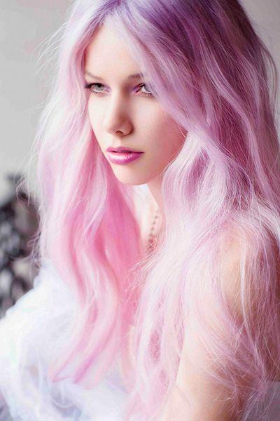 la moda en tu cabello color de