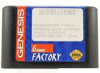 Game Factory Blue Genesis