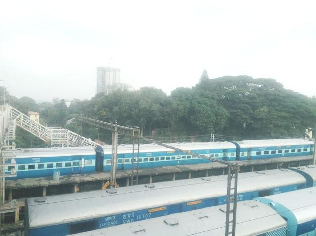 Bangalore City Railway Station Photo Gallery