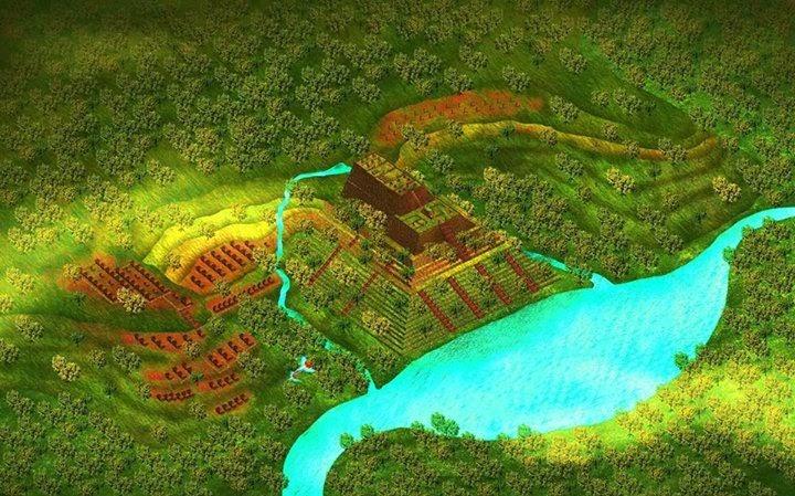 Piramida Gunung Padang Dan Kota Atlantis Yang Hilang Avanoustic