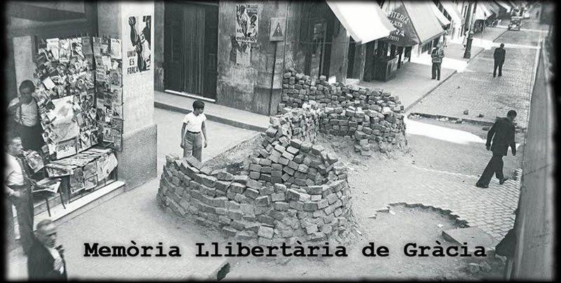Memòria Llibertària de Gràcia