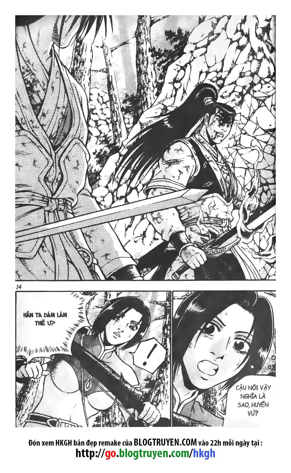 Hiệp Khách Giang Hồ chap 301 page 14 - IZTruyenTranh.com