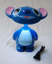 Lampu Meja Stitch