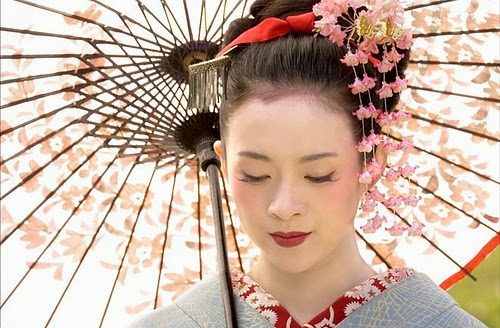 Bí quyết làm đẹp từ thảo dược của các geisha