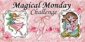 I won Magical Monday Challenge