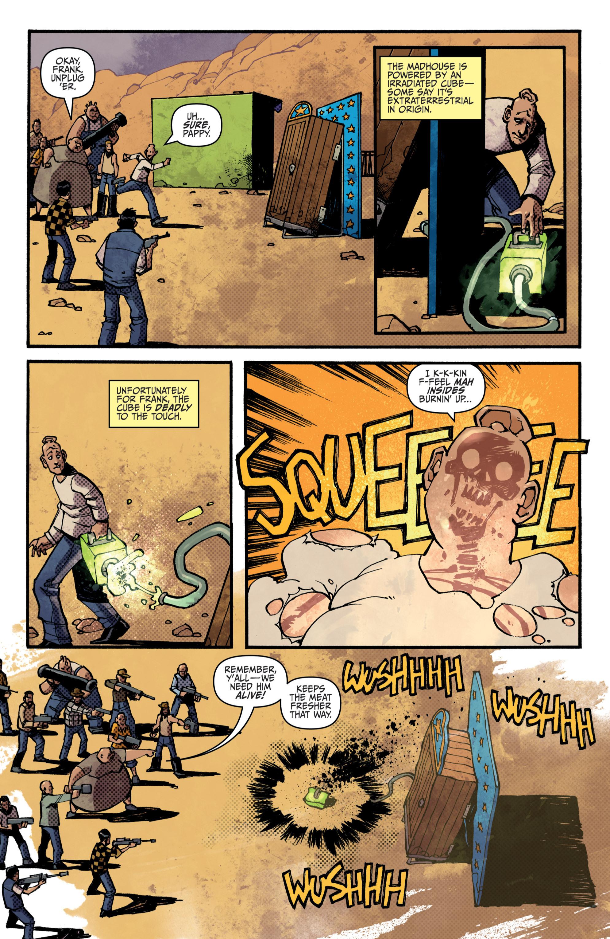 Read online Judge Dredd (2012) comic -  Issue # _TPB 3 - 32