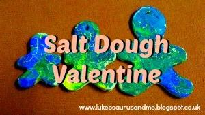 Salt Dough Valentines Gift http://lukeosaurusandme.blogspot.co.uk/2015/02/salt-dough-valentines-gift.html