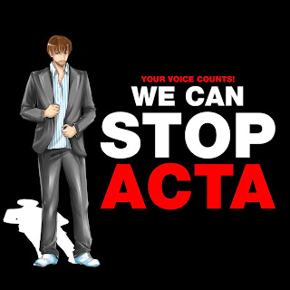 Stop ACTA boy