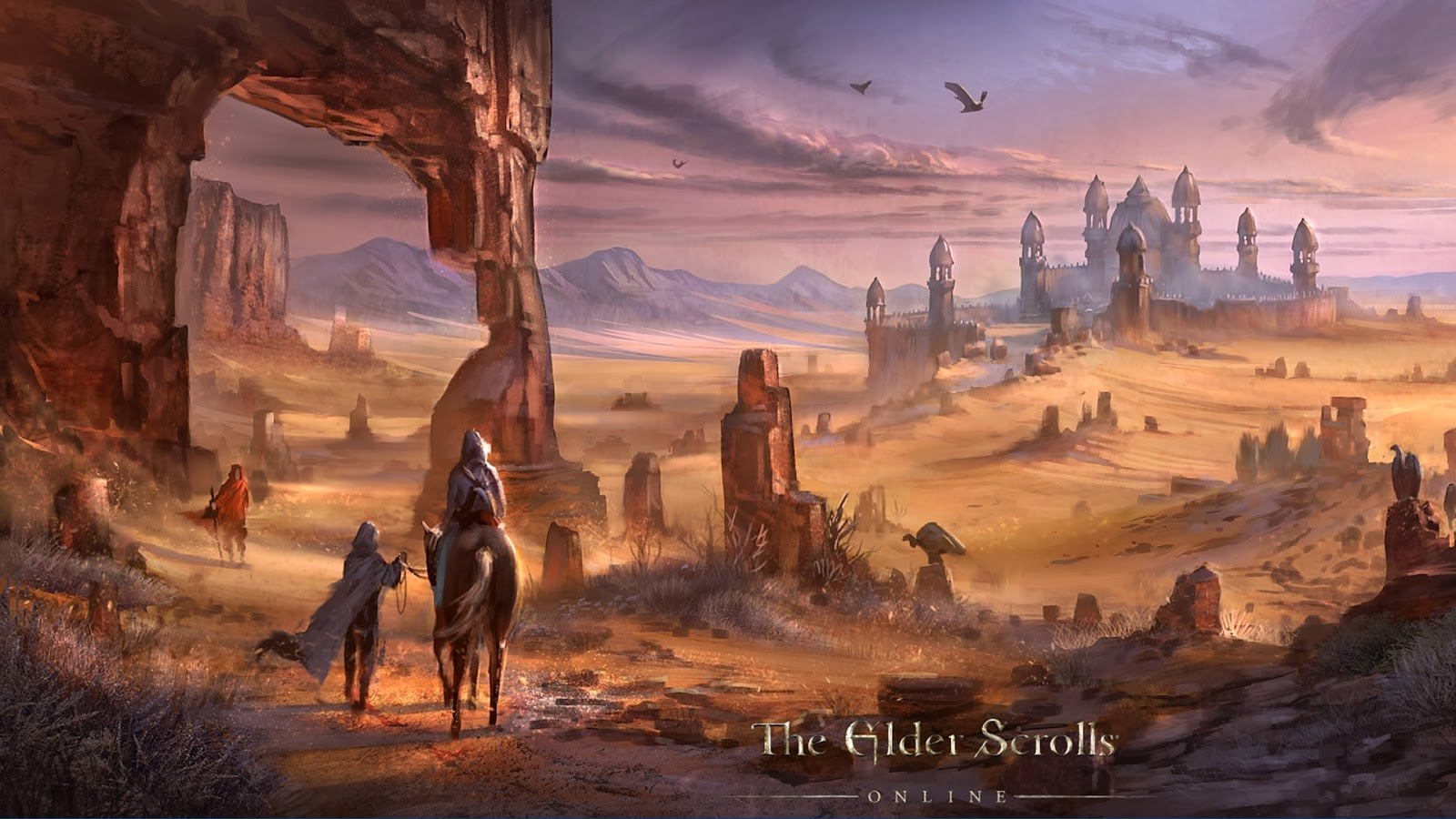 The Elders Scrolls Online, adelanto.jpg