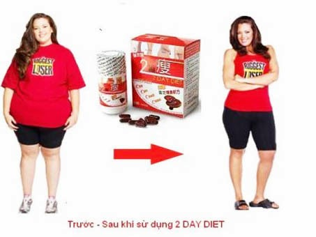 vien uong giam can 2 day diet