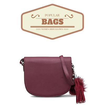 Cantik bergaya dengan beg yang cool sekali!