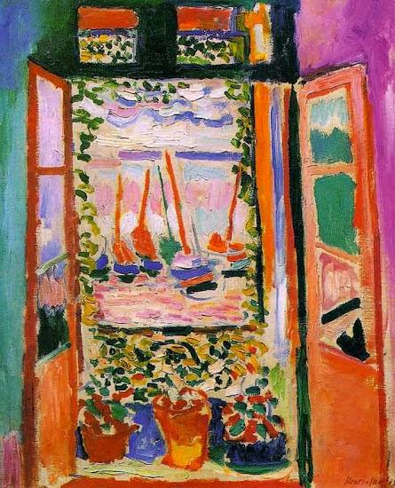 Open Window, Collioure