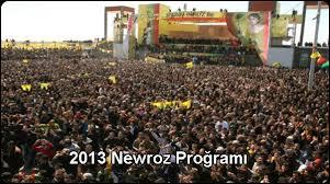 2013 iller newroz programı