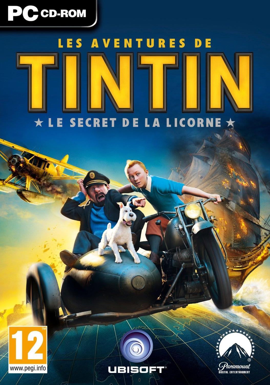 PC Les Aventures de Tintin : Le Secret de la Licorne {ISO} + Crack