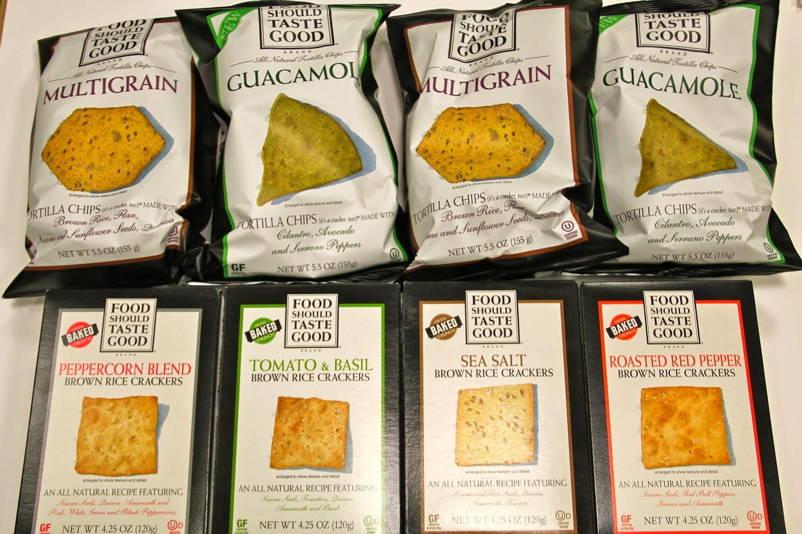 giveaway: food should taste good labor day giveaway