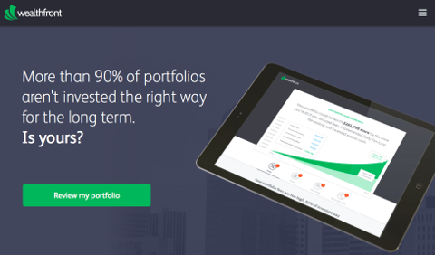 Wealthfront Portfolio Review