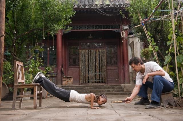 Hình ảnh phim Siêu Nhí Karate
