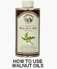 How to use walnut oil