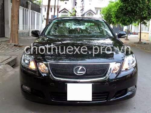 Cho thuê xe Lexus GS 300 1