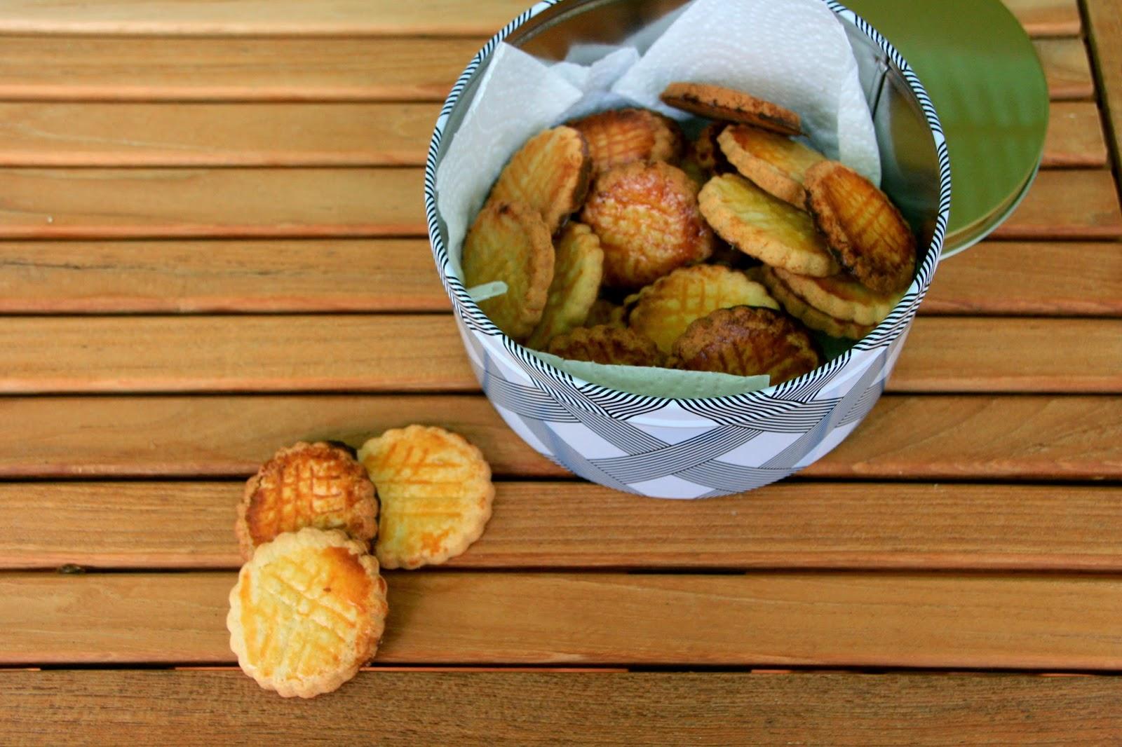 Recepta de galetes bretones