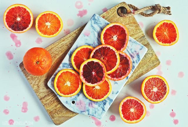 liebste blutorangen rezepte | favorite blood orange recipes | luziapimpinella.com