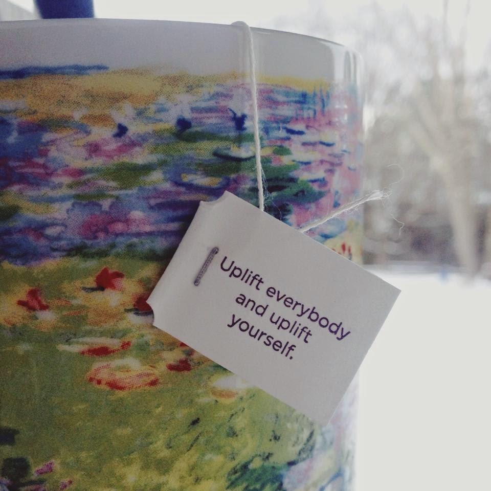february favorites, 2015, beauty, blogger, christian, yogi, yogi tea, tea, monet, mug, quotes, inspirational, winter, snow, pretty, vanilla spice