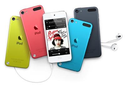 iPod Touch de 4 pulgadas